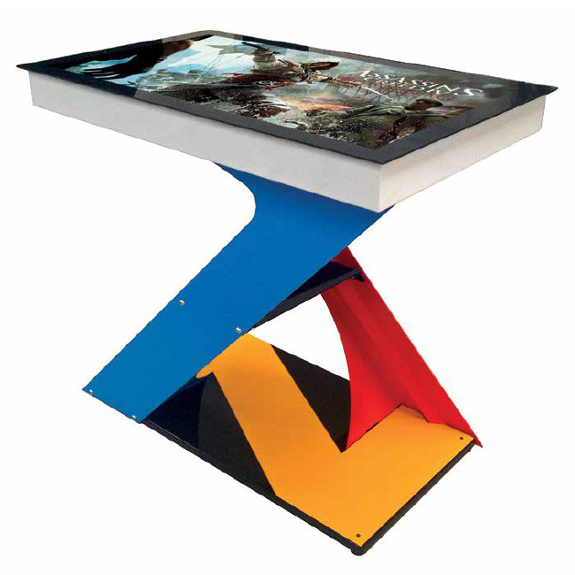 Technology - Kiosks - Jazz Touch Table