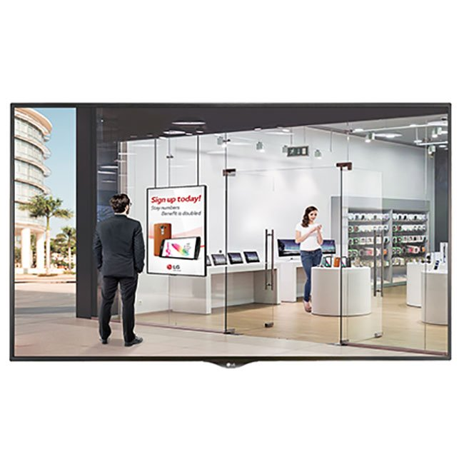 Technology - Window Solutions - LG 55XS2B Window Facing Display