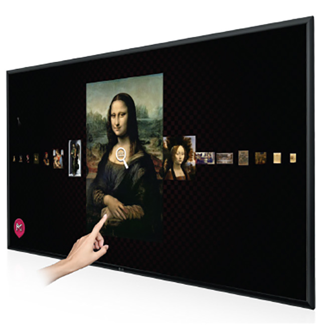 Technology - Touch Screens - LG 84
