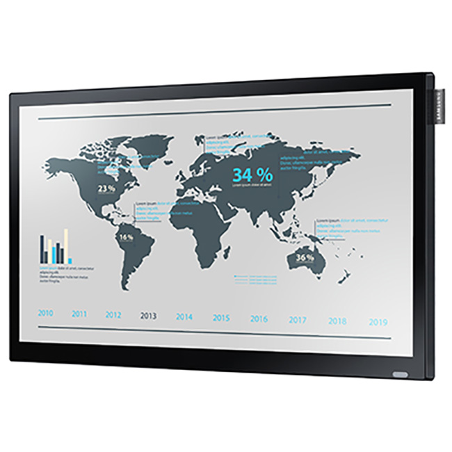 Technology - Touch Screens - Samsung DBD-T Series