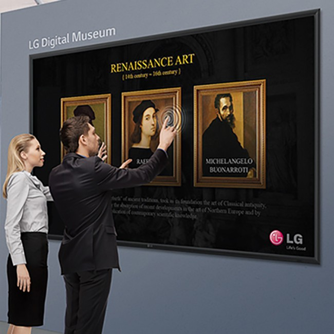 Technology - Touch Screens Feature Image