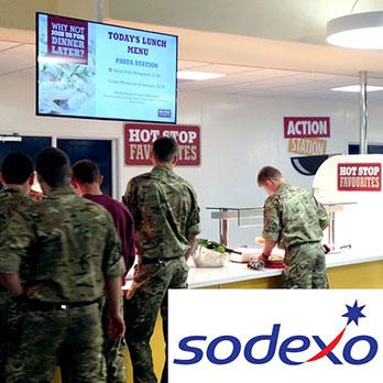 Case Study - Colchester Garrison, Sodexo Feature Image