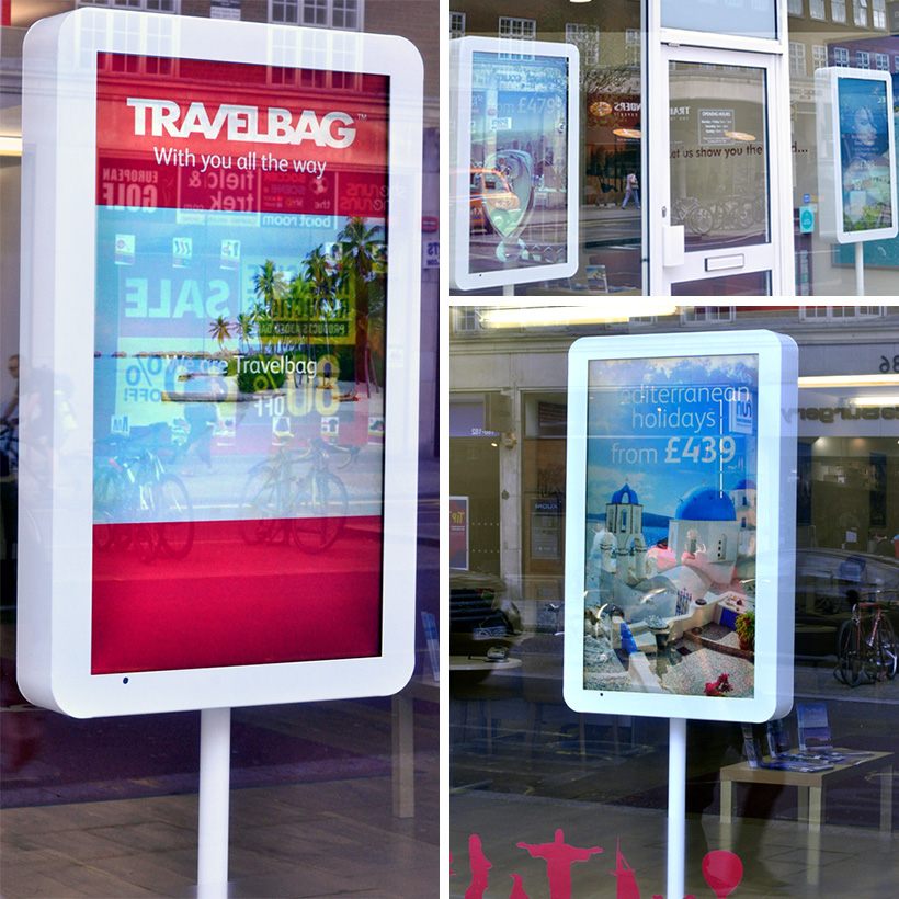 Blog - Our Window Display Kiosk