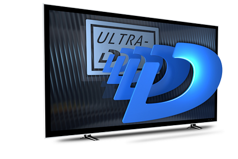 Ultra-D glasses-free 3D